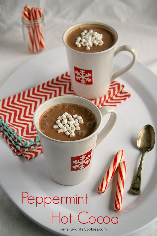 Hot Cocoa Recipes - Honey, Lamb & I